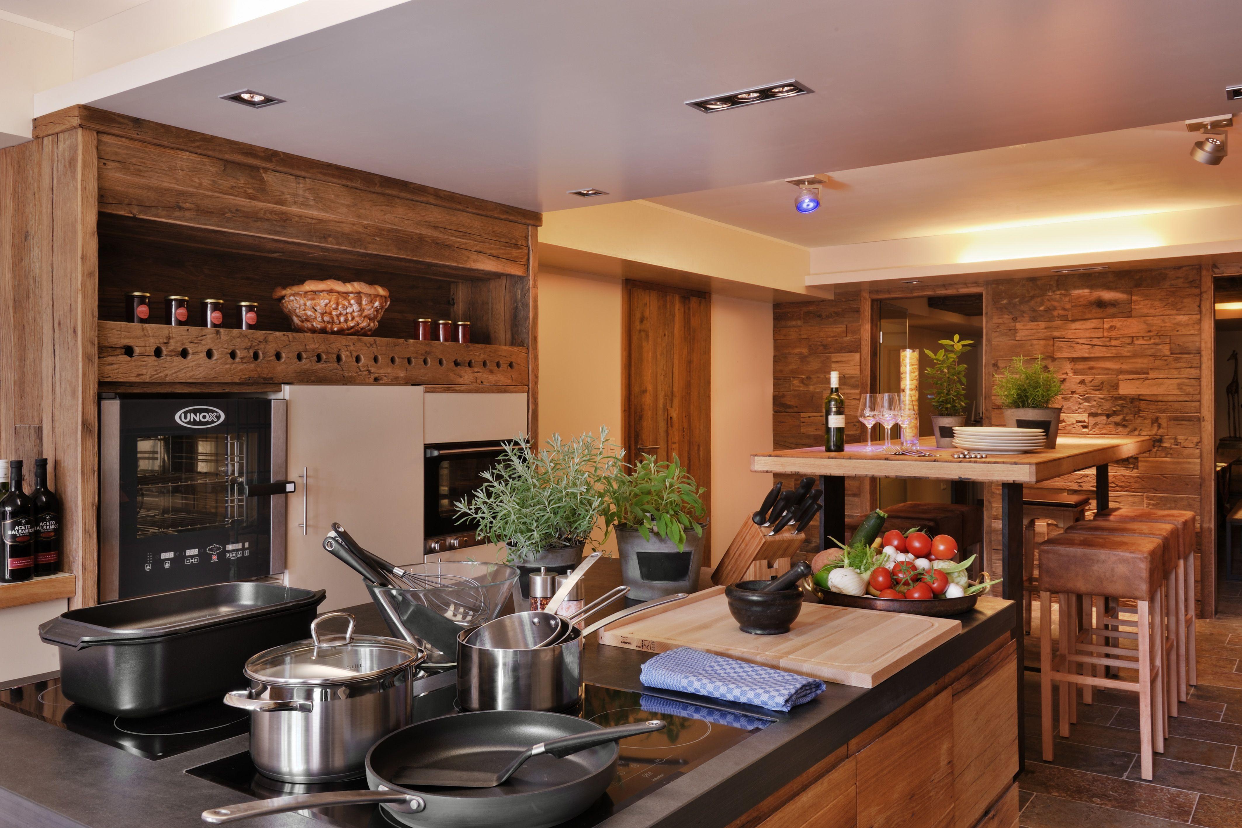 kochlounge im parkhotel am soiersee gemeinsam kochen feiern die idee f r eine. Black Bedroom Furniture Sets. Home Design Ideas