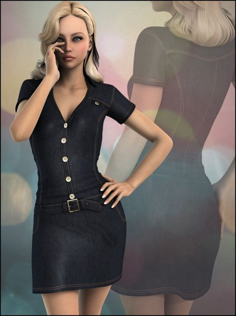 Neat Pleats | Eveyday Clothing for Daz Studio and Poser