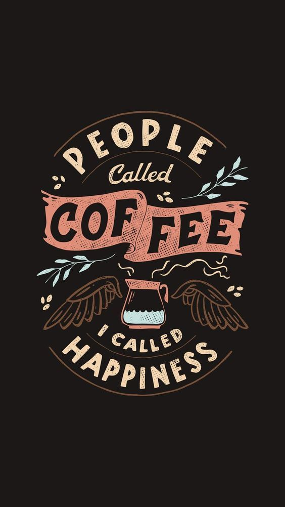 20 Cute Wallpapers About Coffee All Caffeine Addicts Will Love As Their Phone Wallpaper! | GirlStyle India