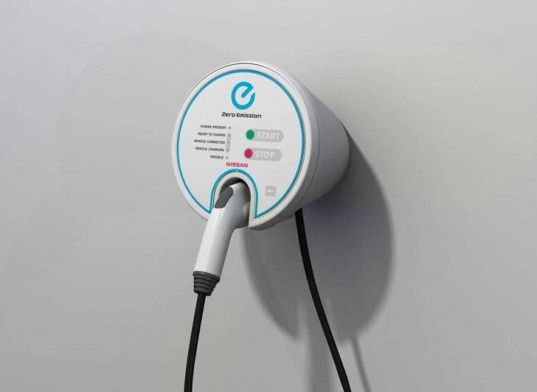 Nissan Unveils 10 Minute Electric Vehicle Charger Cars Green Ecofriendly