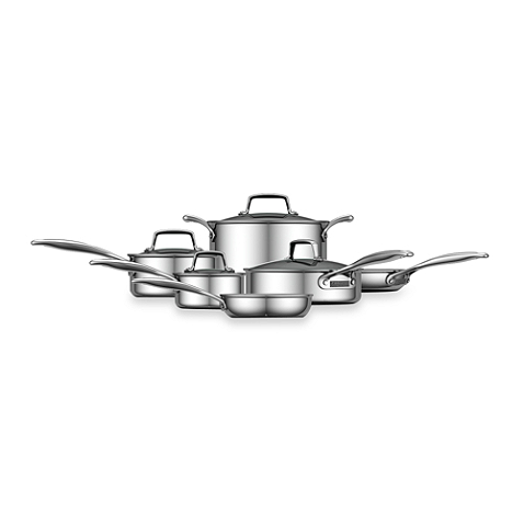 Zwilling 174 Energy 10 Piece Ceramic Coated Stainless Steel