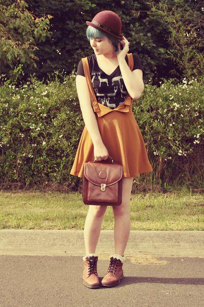 #Skirt #Braces