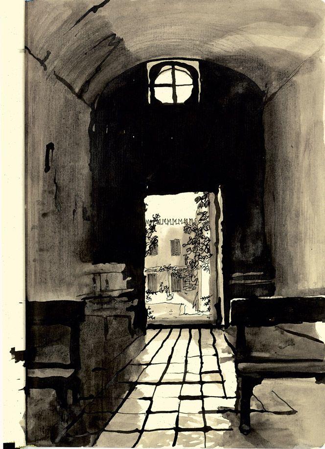 Emmanuel Guibert, Italia