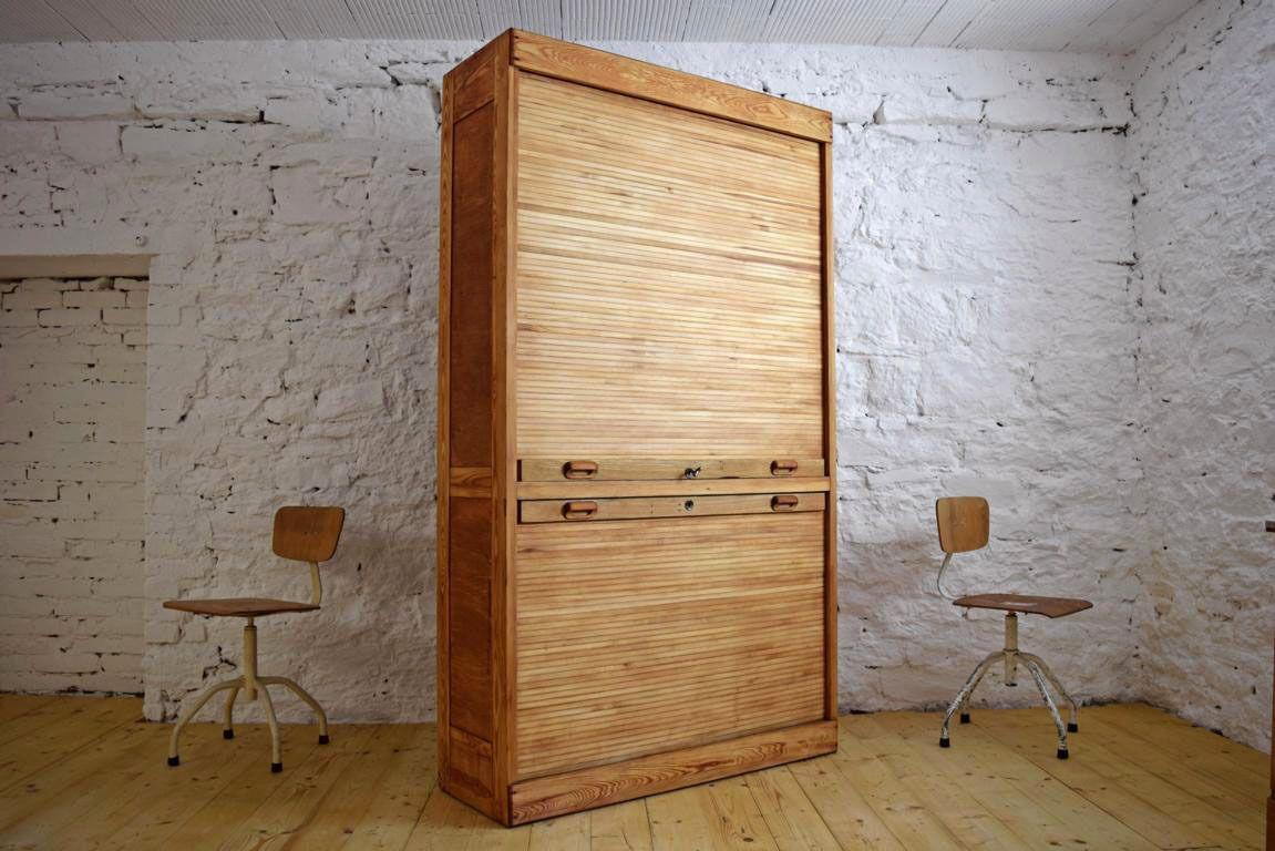 Rolladenschrank Holz Rolladenschrank Aktenschrank Holz Weis Modern