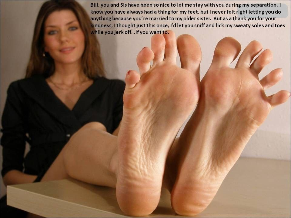 Doctor fetish foot