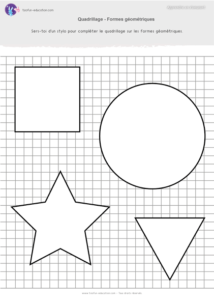 11 pdf fiche maternelle gs graphisme quadrillage formes geometriques a imprimer kil. Black Bedroom Furniture Sets. Home Design Ideas