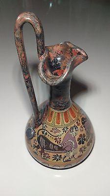 """TOP Antik!!! Grichische Kleine  Vase / Krug """"Corinthian Art 640 B.C"""