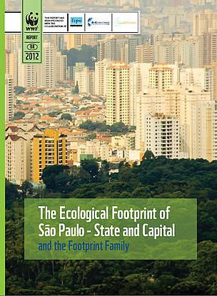 WWF Brasil - The Ecological Footprint of São Paulo – State and Capital