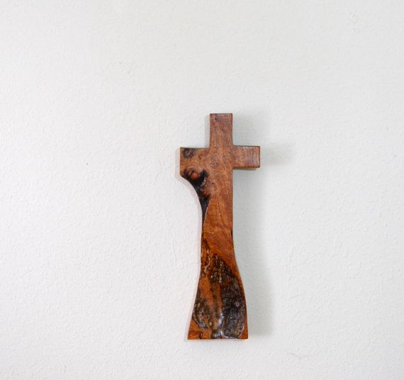 Wood Cross for your Cross Wall by KeepsakeCrosses on Etsy