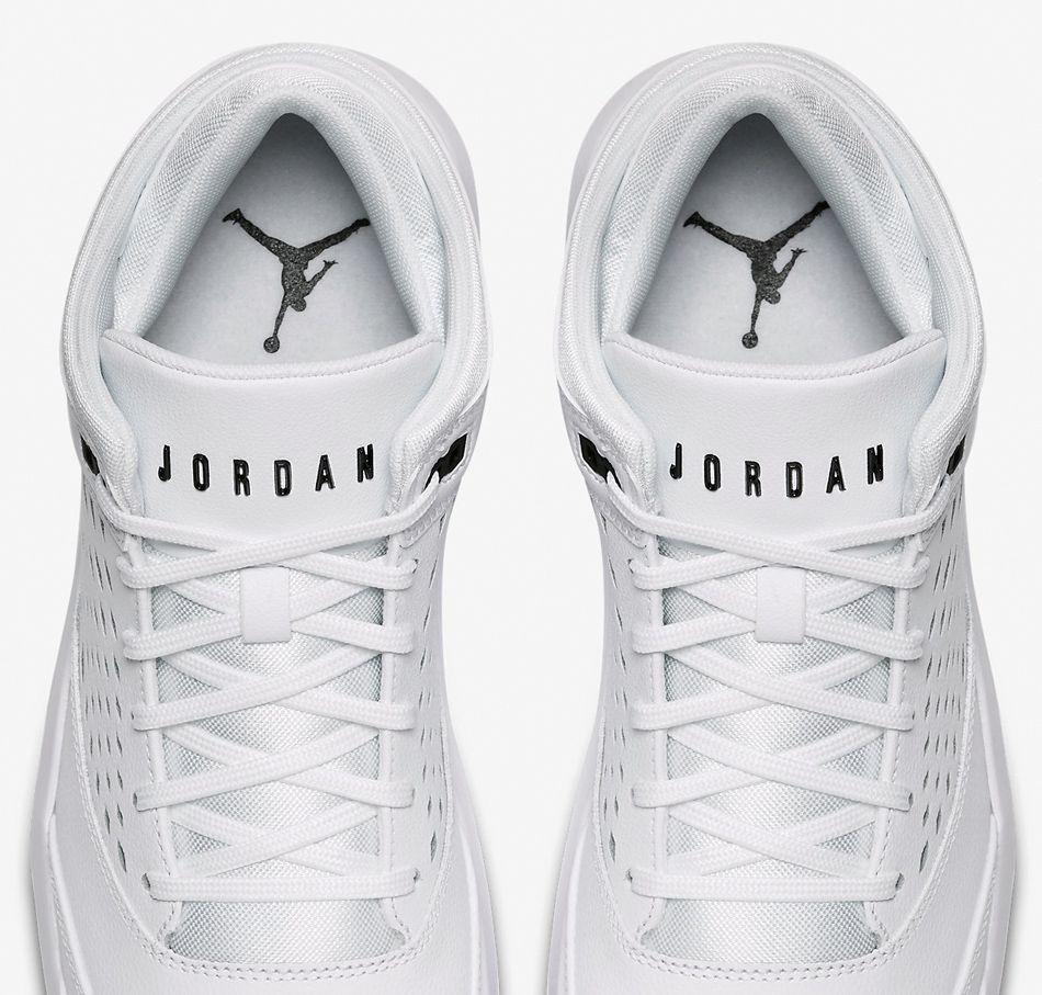 get cheap 6d24e d3c1d Weißer Nike Jordan Flight Origin 4