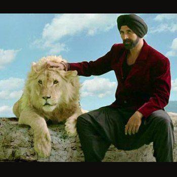 Image result for akshay lion
