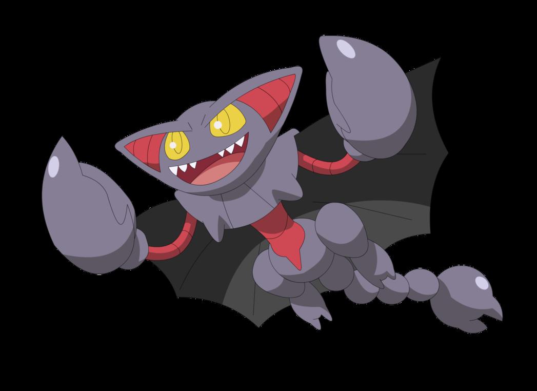 gliscor pokemon anime pocketmonsters Pokémon species