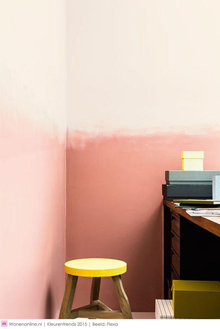 Wandgestaltung Mit Wandfarben. Www.kolorat.de #KOLORAT #Wandfarbe #streichen