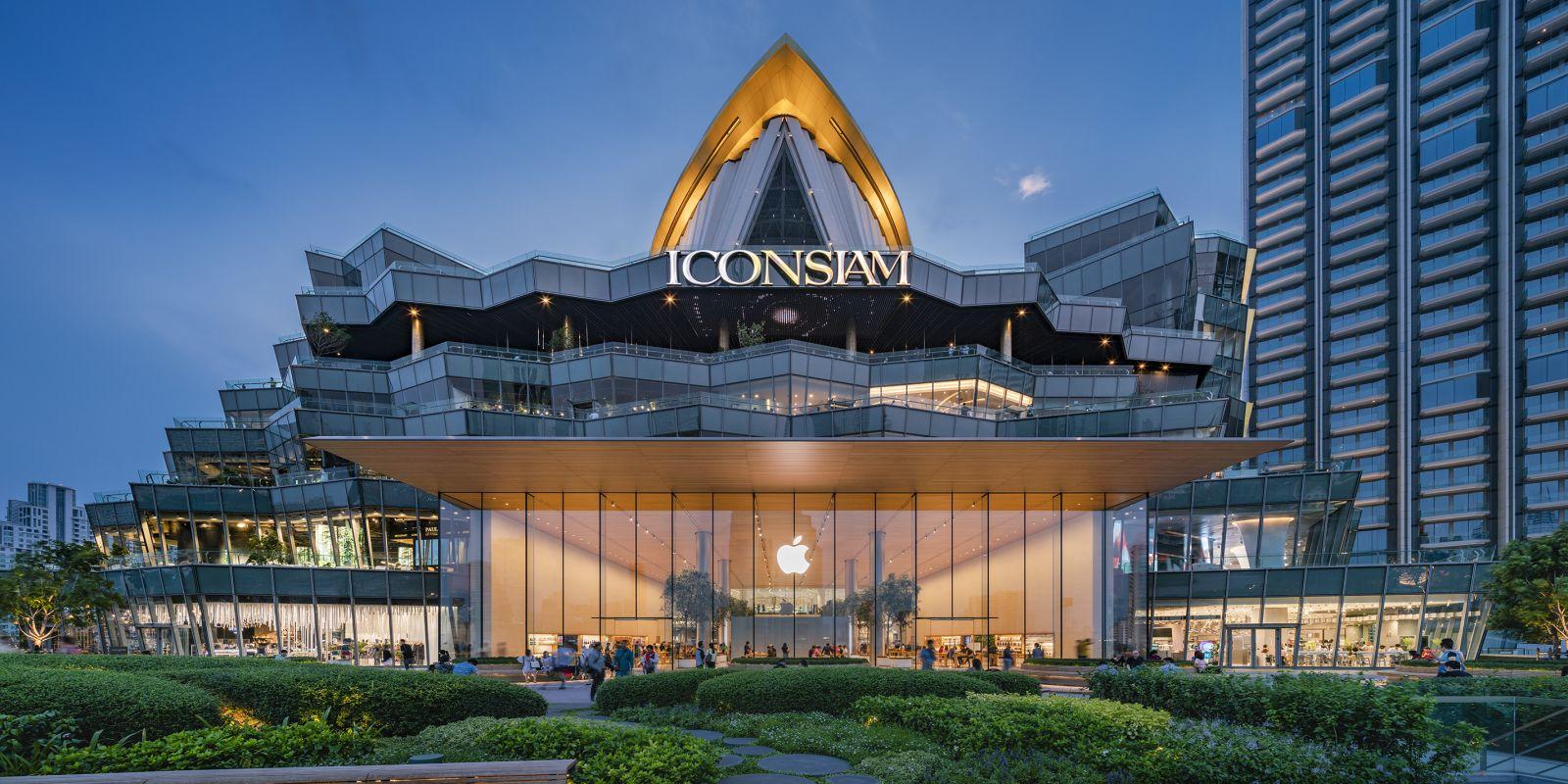 ICONSIAM Landscape design, Building facade, Aesthetic
