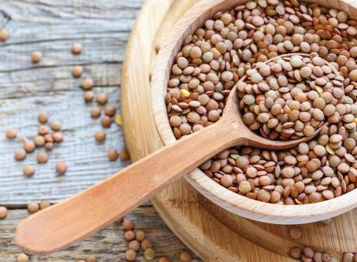 lentils are rich in something called resistant starch a type of carb that has a very minimal impact provided by eat this not that