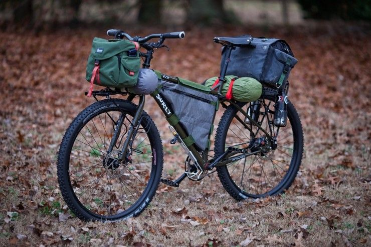Surly Ecr Perfect Bike For Bikepacking And Off Road Touring