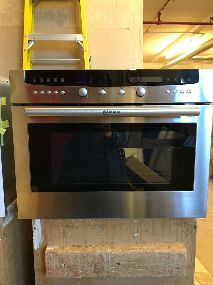 H5972n0gb Neff Combi Oven Microwave Ebay Combi Oven Microwave