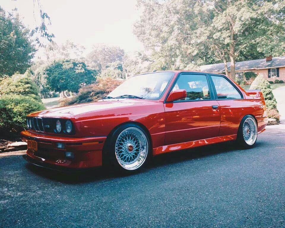 E30 Bbs Rs Bmw Alpina Bmw Bmw E30 M3 Bmw E30