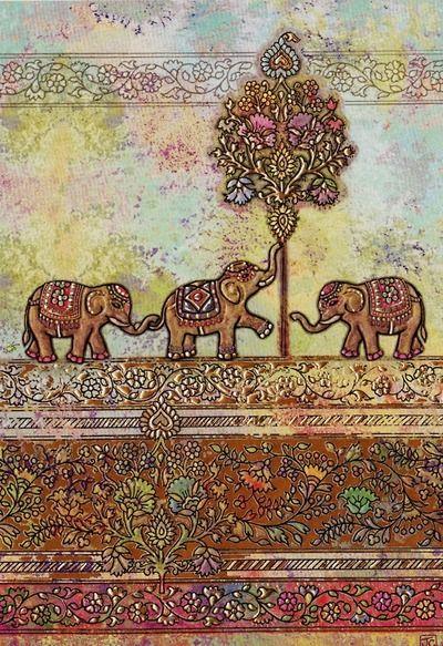 Pin de rosmary gonzález en Animales 1 | Pinterest | Elefantes ...