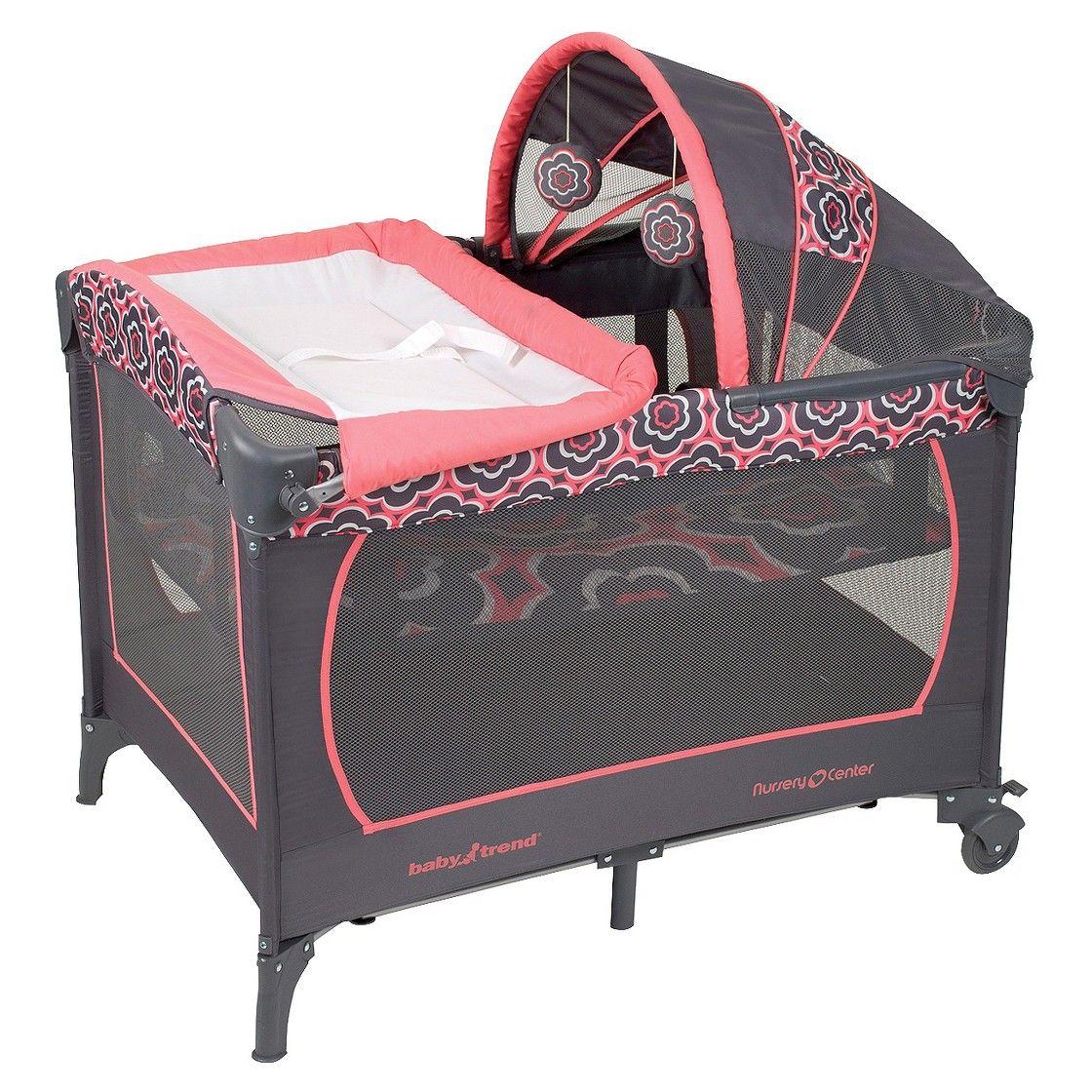 Baby Trend Serene Nursery Center Baby trend, Baby doll