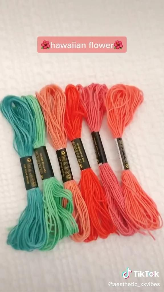 Photo of Color Inspo for Friendship Bracelets