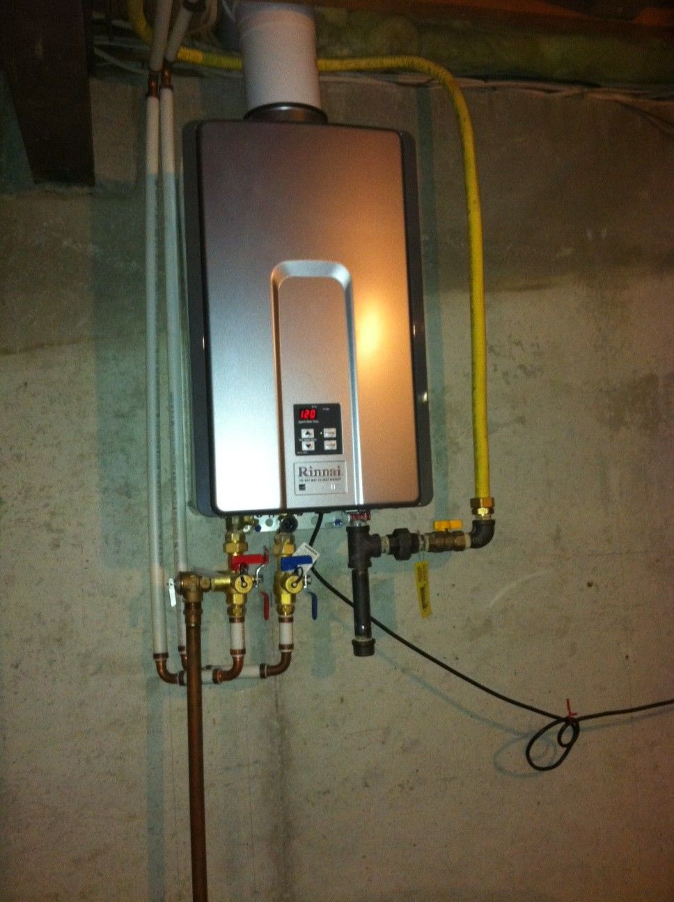 Effigy of Tankless Water Heater Advantages for Your