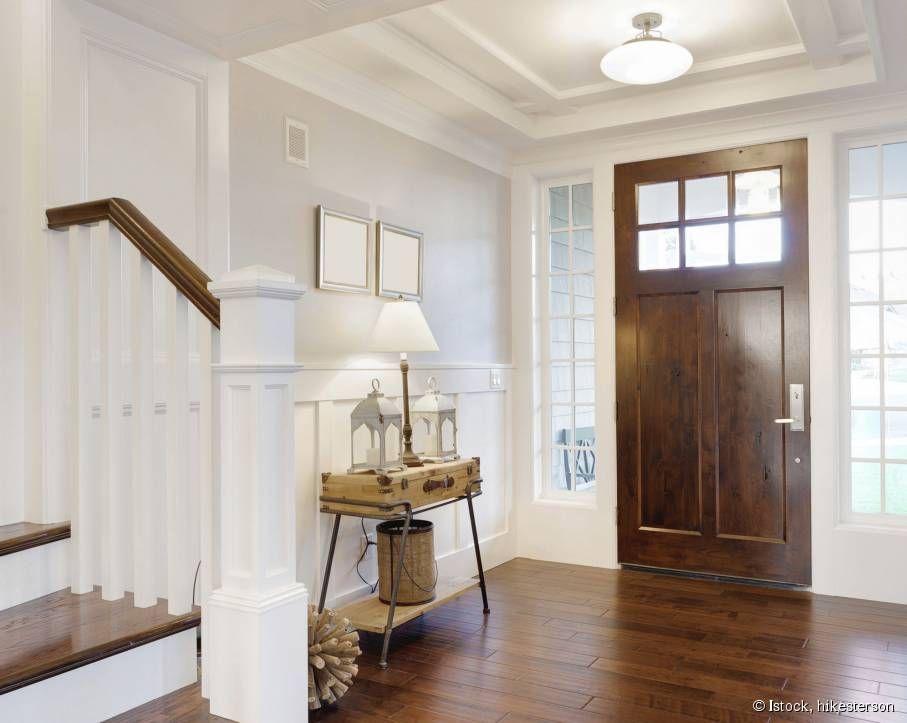 comment am nager une entr e pratique et d co entr e. Black Bedroom Furniture Sets. Home Design Ideas