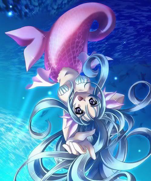 Msyugioh123 Photo Mermaid Anime Anime Mermaid Anime Mermaid Wallpapers