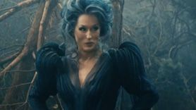 While director Rob Marshall wanted Meryl Streep, she had a strict no-witch policy.