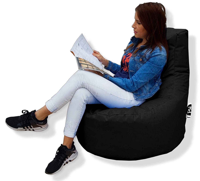 Wetterfester Lounge Sitzsack Der Sessel Eignet Sich Sehr Gut Als Gamer Sessel Zum Zocken Als Lounge Sessel Zum Ge Lounge Kissen Sitzkissen Sitzkissen Outdoor