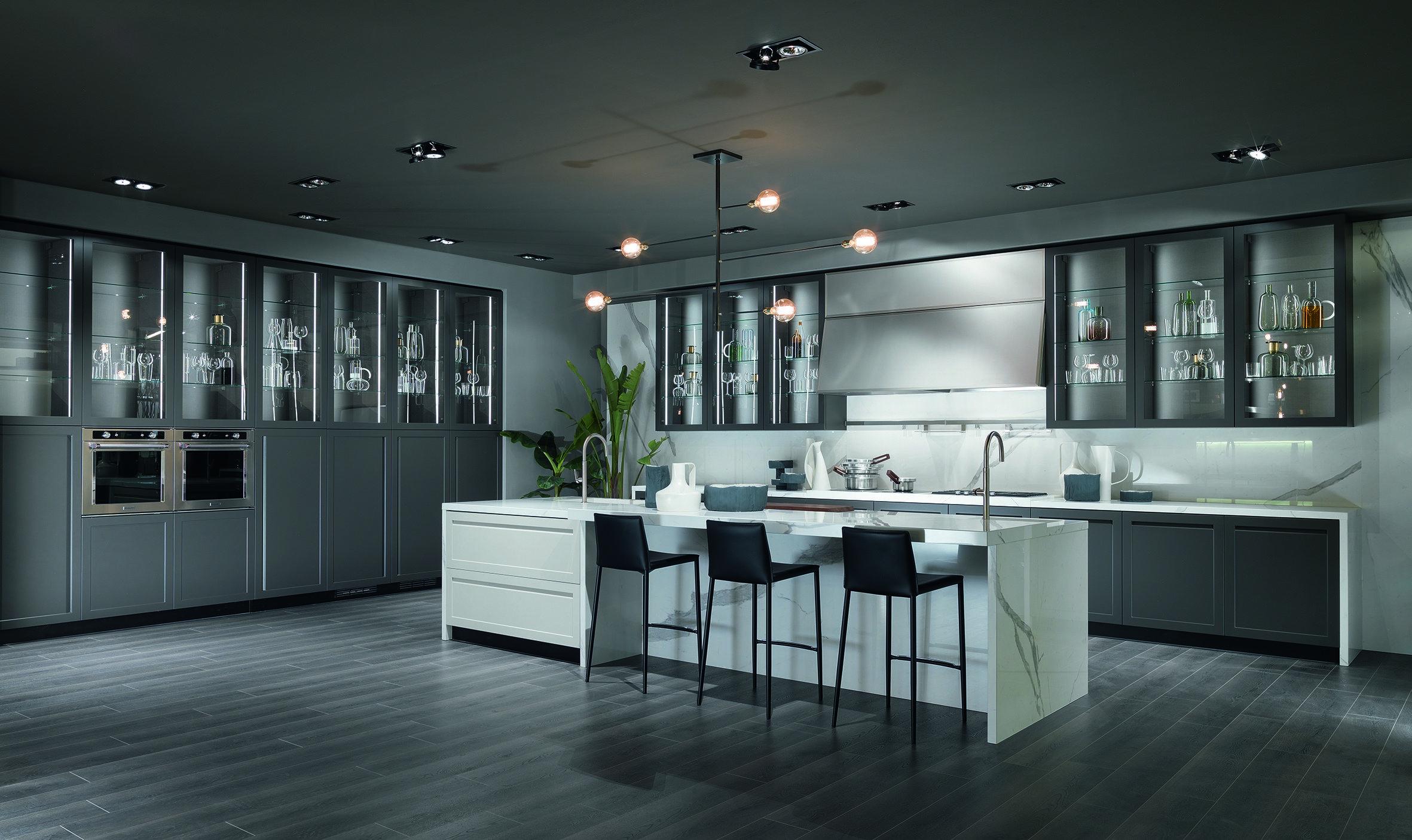 5 kitchen design ideas from salone del mobile 2016 | kitchen design