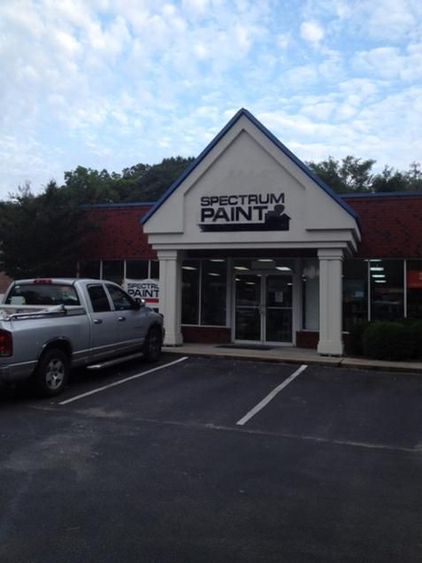 your local spectrum paint store in summerville sc we on benjamin moore paint stores locations id=82457