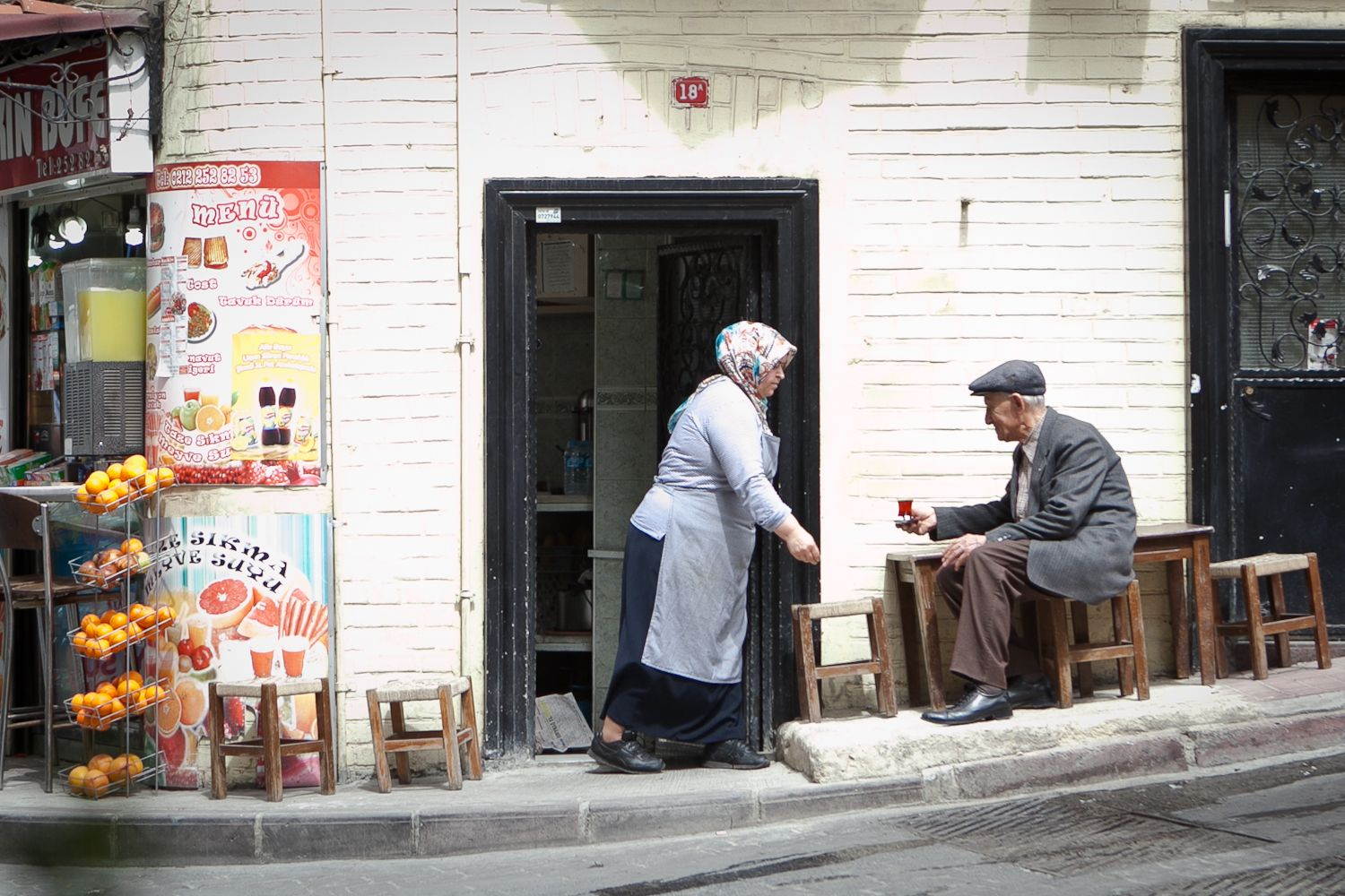 anders-anziehen: Neulich in Istanbul...