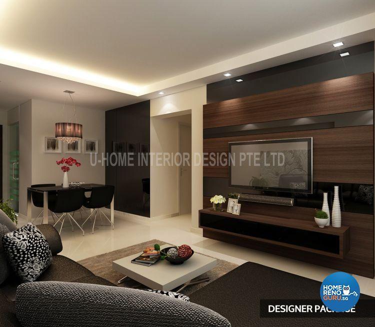 U Home Interior Design Pte Ltd Hdb 4 Room Package Southwestern Home Decor Top Interior Design Firms Interior Design