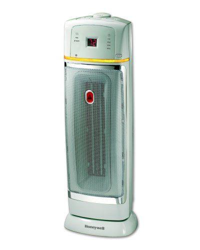 Honeywell Electronic Ceramic Tower Heater Hz 3750gp
