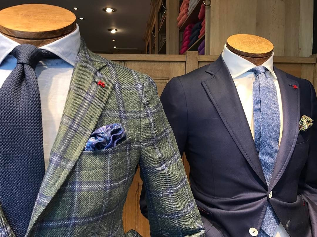 Montulet chic look isaia jacket and suit watches u fashion