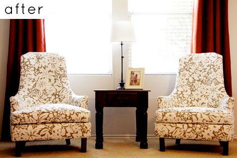 sillas para leer