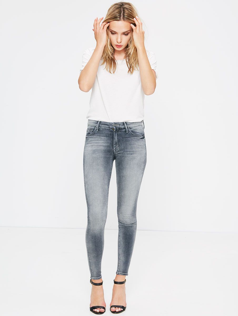 MOTHER DENIM | High Waisted Looker | Huntress wash. All Mother lovers  unite! Get
