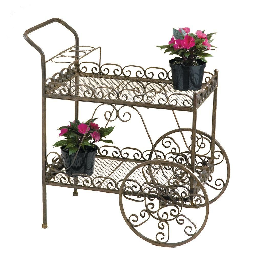 Deer park tea cart tea cart