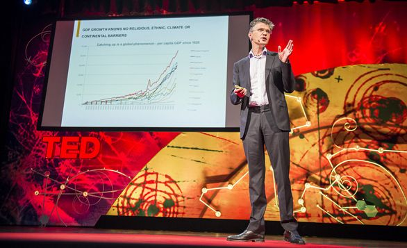 TED Talk on how Africa is booming
