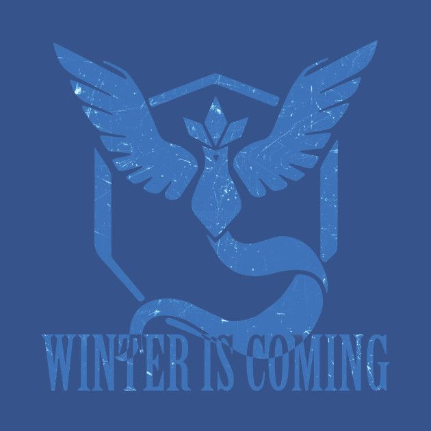 Check out this awesome 'Winter+is+Coming' design on @TeePublic!