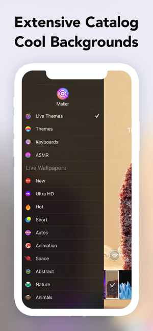 Live Wallpaper Maker 4k On The App Store In 2020 Wallpaper Maker Live Wallpapers Iphone Wallpaper Video