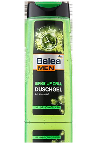 Balea men Duschgel Wake up Call Kosmetik Pinterest