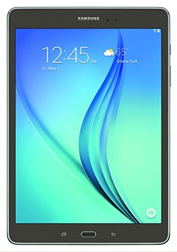 Samsung Galaxy Tab A 9 7 Inch Tablet 16 Gb Smoky Titanium Samsung Http Www Amazon Com Dp B00v49lqz Samsung Galaxy Tablet Samsung Tablet Samsung Galaxy Tab