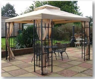 Replacement Ideas For A Gazebo Roof
