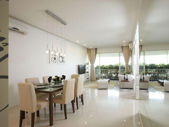 Pisos modernos living comedor pinterest piso for Ver comedores modernos