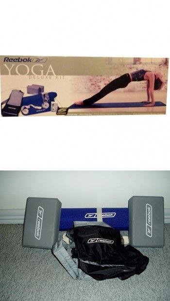 El principio Manía Más allá  Reebok Yoga Deluxe Kit | Yoga, Reebok, Kit