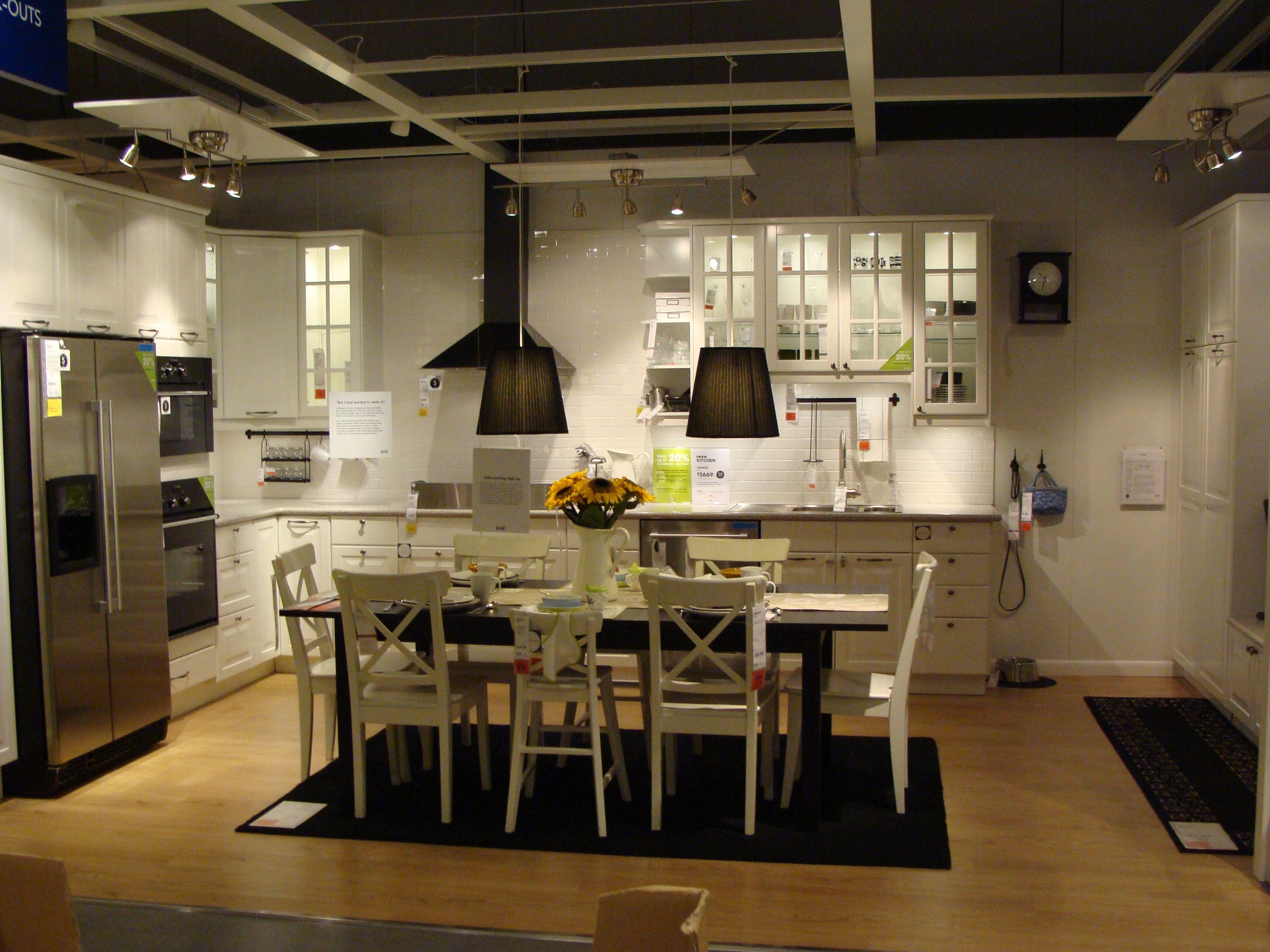 I want a new kitchen!! | Showroom living room, Ikea ...