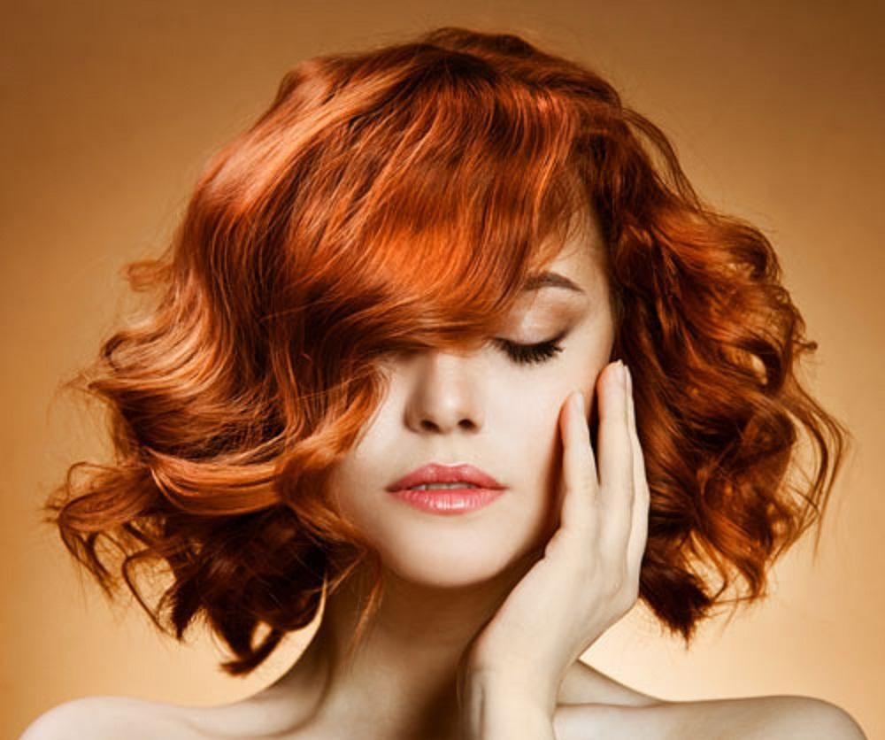 Short Hairstyles For Thick Wavy Hair And Long Face The Best - Hairstyle for curly short hair round face