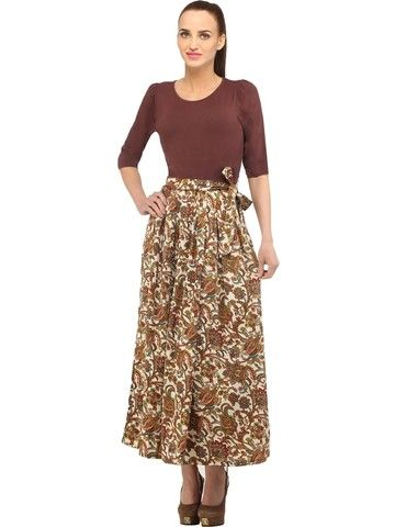 Cottinfab Women s Maxi Dress  fdd4c0243